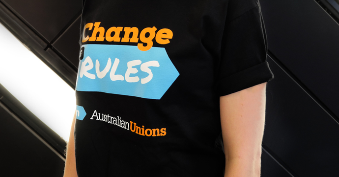 Change the Rules WOMEN'S T BLACK