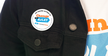 Change the Rules Badges x5 pack