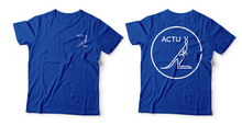 Skippy UNISEX T BLUE - Limited Edition