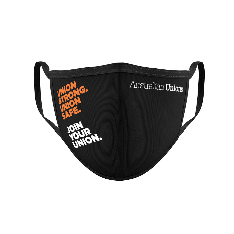 Union Strong Union Safe Face Mask