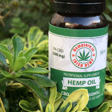HEMPTURE HEMP OIL