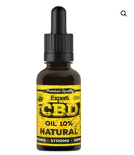 Expert CBD Oil - Natural Flavour