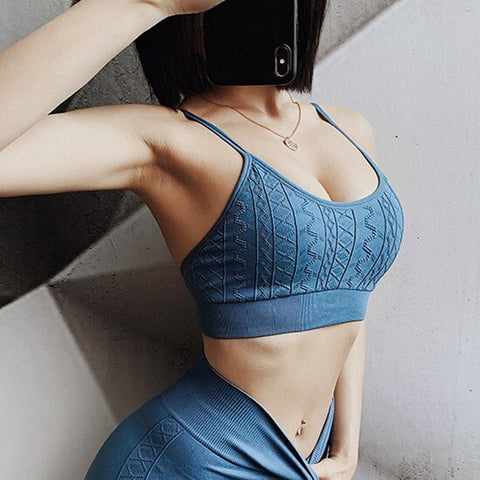 Workout Gym Running Bra