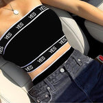Yes Fashion Fit Crop Top