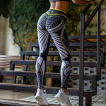 Workout Nature Push Up Leggings