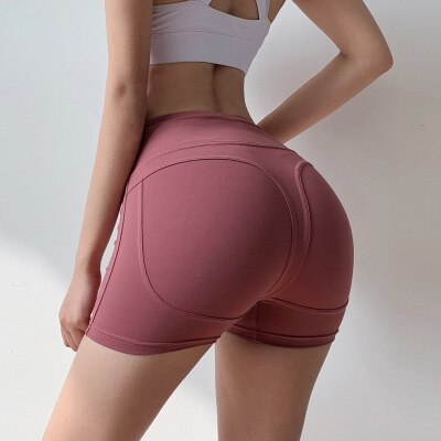 Fitness Seamless Jogger Shorts