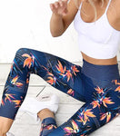High Waist Running Fitness Leggings