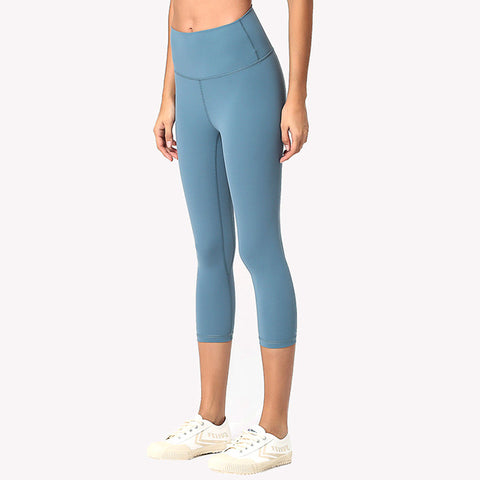Capri Energy Seamless Leggings