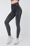 Geo Fitness Seamless Leggings