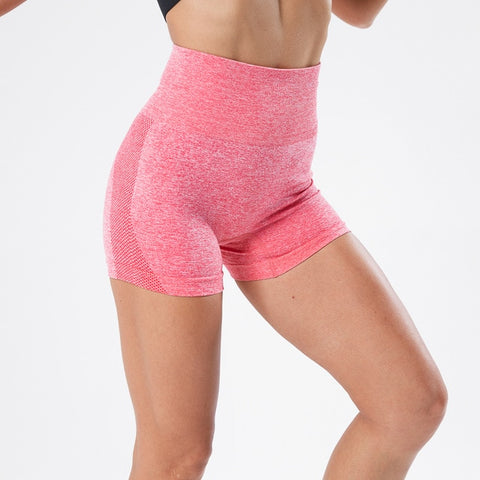 Seamless Push Up Casual Shorts