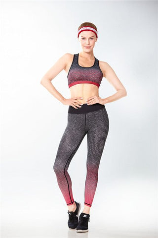 Yoga Stretchy Athlestic Set