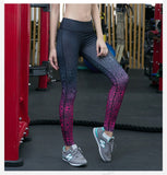 Sporty Running Gym Leggings