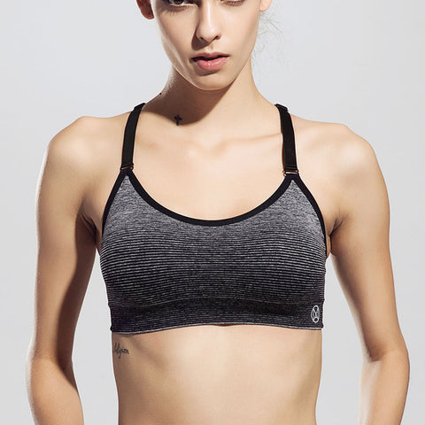 Fitness Yoga Push Up Bra