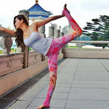 Print Yoga Leggings