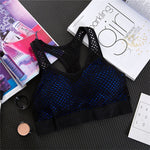 Fitness Breathable Bra
