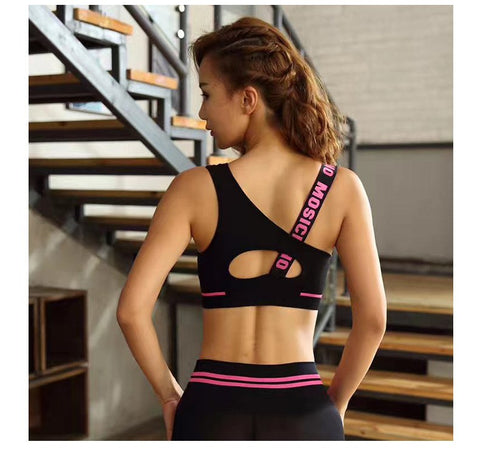 Sports Bra Breathable Fitness