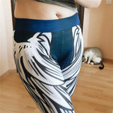 Push up sporting fitness leggings