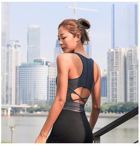 Fitness Gym Running Tops