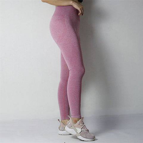 Seamless Leggings Running