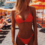 Fit Swimsuit Push Up Bikini