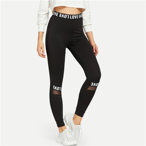 Sports Fitness Workout Leggings