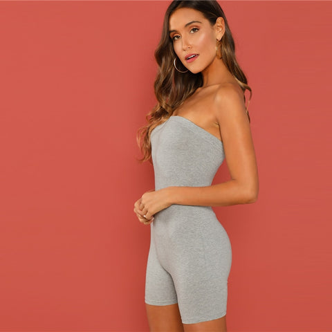 Fitness Short Playsuits