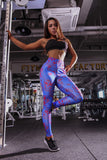 Fitness Push Up Sports Leggings