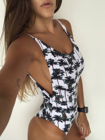 Push Up Padded Swimsuit