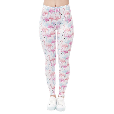Flamingo Fitness Leggings