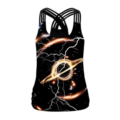 Sporting Fitness Tank Top