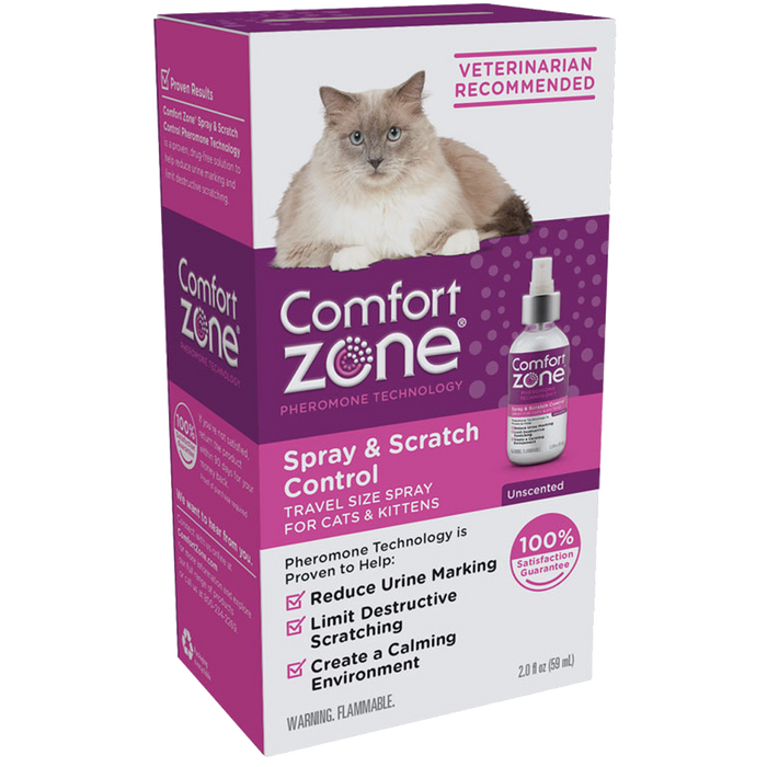 Comfort Zone Feliway Spray for Cats