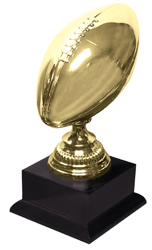 Gold Football on Base - Ultimate Fantasy Trophy