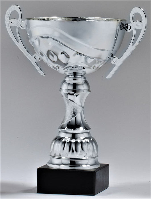 Silver Stipple / Smooth Trophy Cup (5 Sizes)