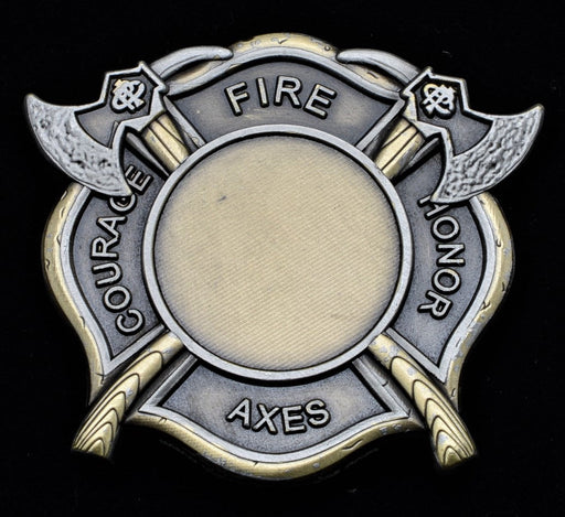 Firefighter Challenge Coin - Never Forget 343