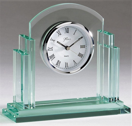 Jade Desk Clock