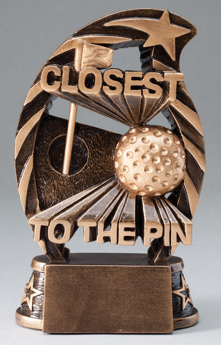 Closest to Pin Golf Resin