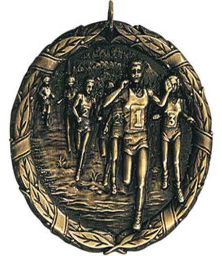 XR Medal Cross Country