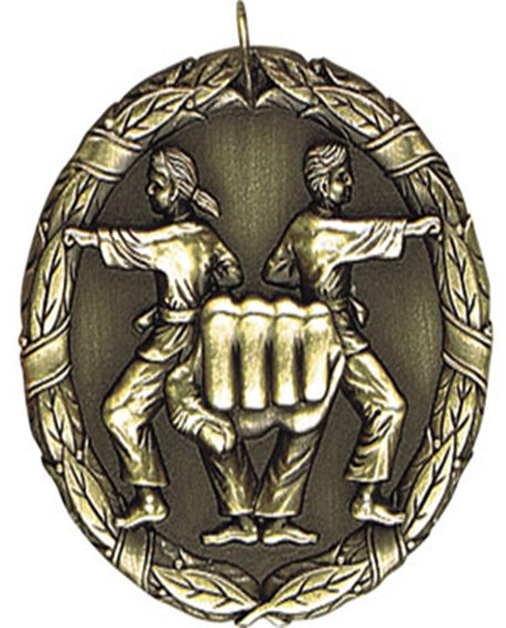 XR Medal Karate