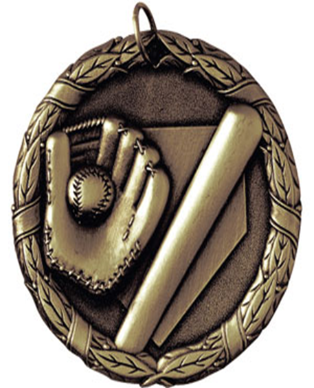 XR Medal Baseball