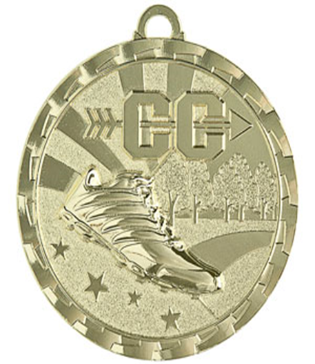 Bright Medal Cross Country