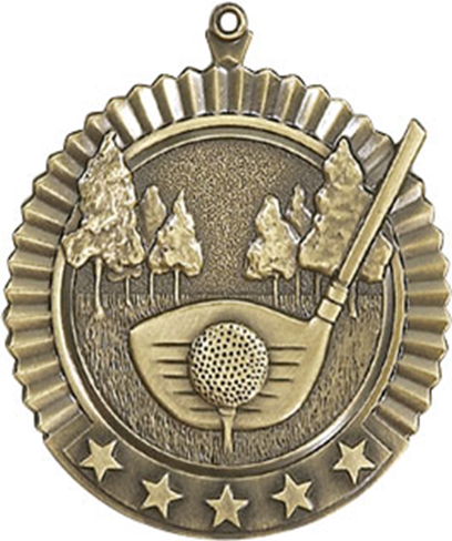 Star Medal Golf