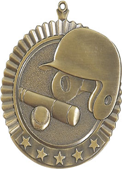 Star Medal Baseball