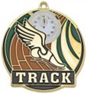 High Tech Medal Track