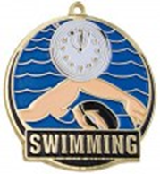 High Tech Medal Swimming