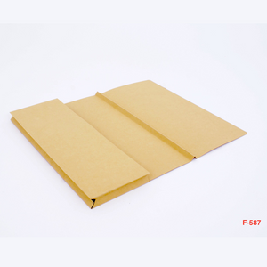Expansion Gusset Folders