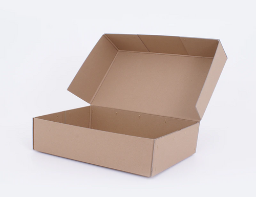 Box with Hinged Lid