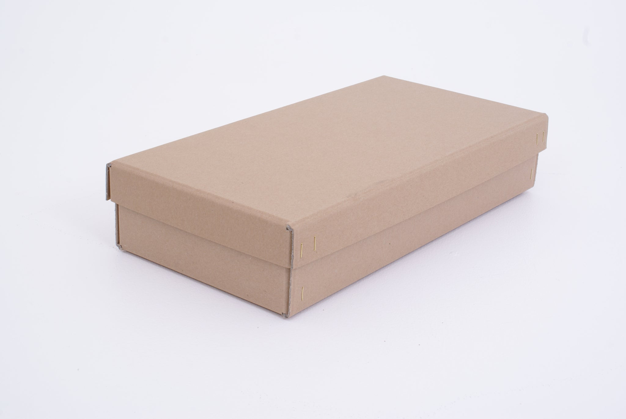 Wire Stitched Box - Shallow Depth Lid (WS-584)