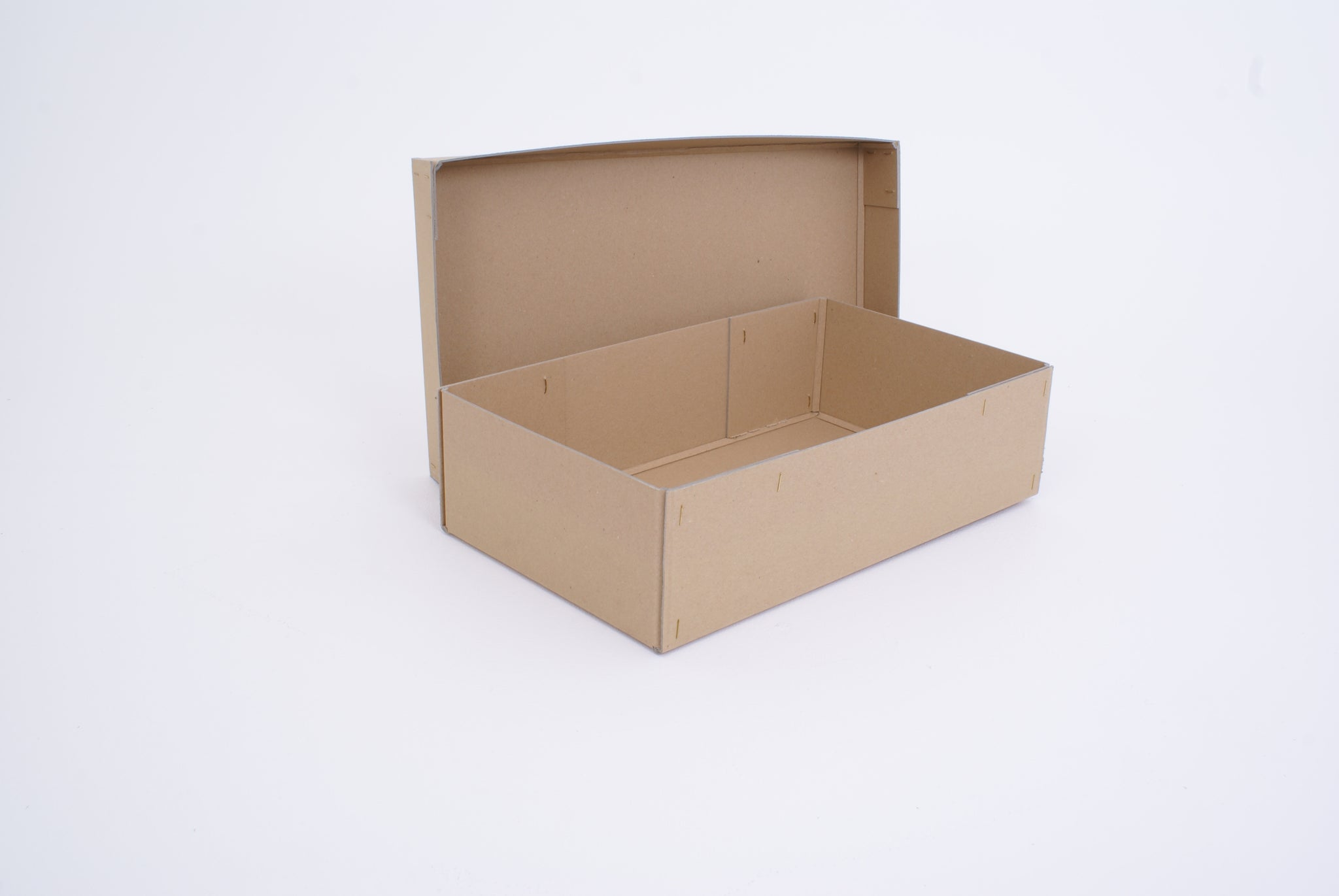 Wire Stitched Box - Shallow depth lid (WS-307)