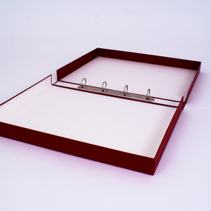 Premium Ring Binder Box