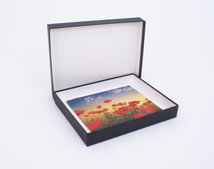 Archival Photo Box in Black
